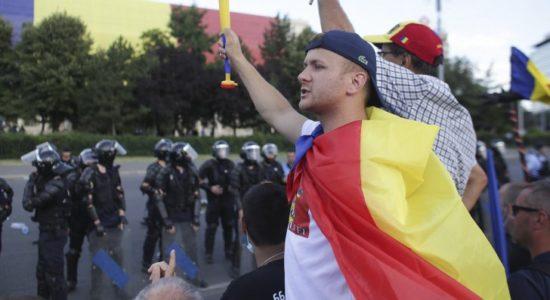 Protest diaspora România