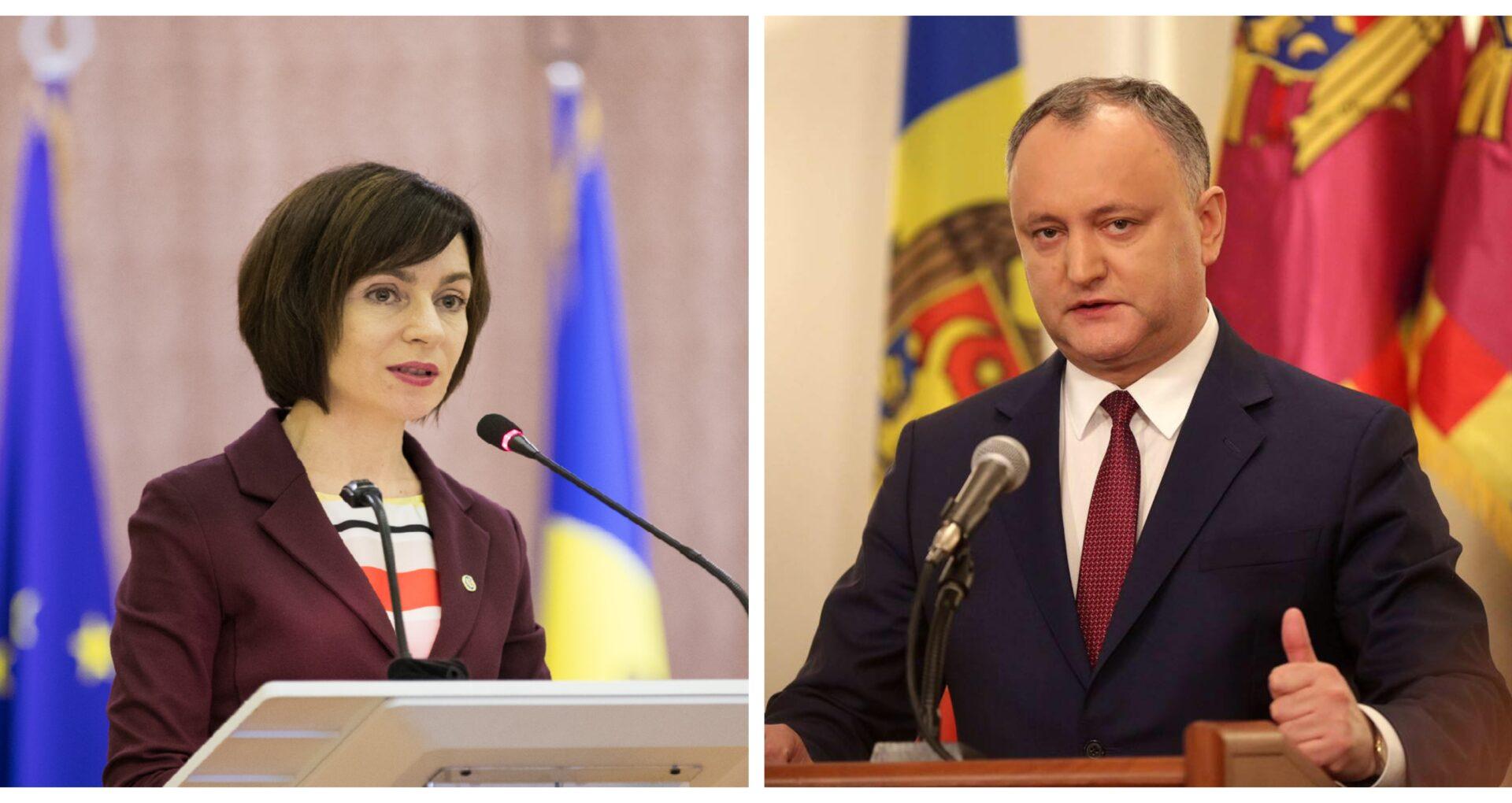 Sondaj IRI: Președintele va fi ales în turul II. Diferența între favoriți – de doar 2%