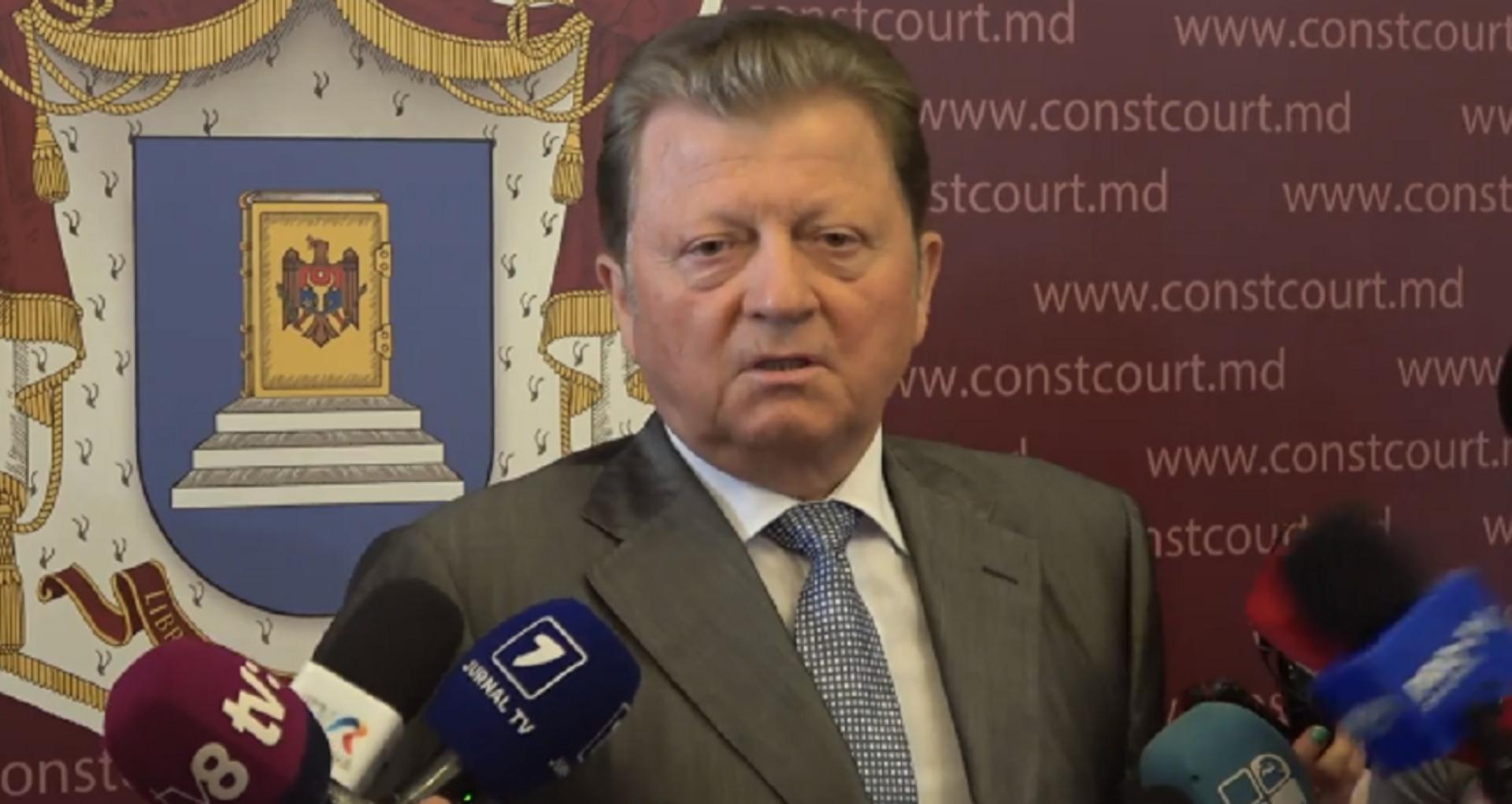 Cum au reacționat PSRM, ACUM și PDM la anunțul că Vladimir Țurcan a devenit președintele CC