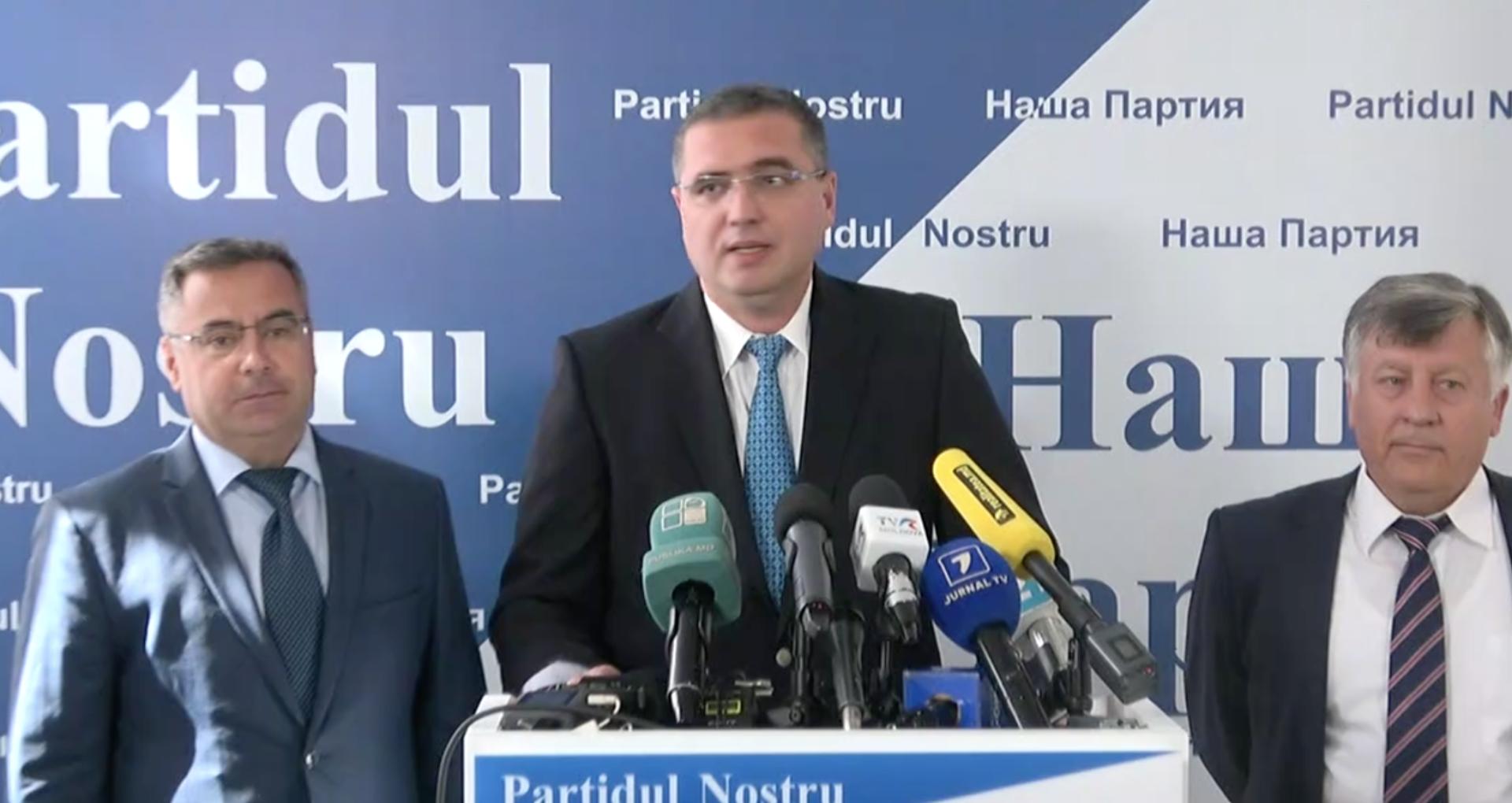 Un fost procuror-șef al municipiului Chișinău este candidatul Partidului Nostru la funcția de primar al capitalei