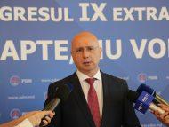 """""""Apreciem că Președinția a ales o opțiune constituțională pentru situația în care ne aflăm"""". Reacția PDM după ce Natalia Gavriliță a fost desemnată prim-ministră a R. Moldova"""