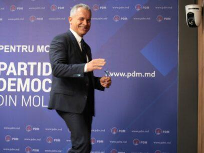 VIDEO/ Absența lui Plahotniuc, comentată de participanții la Congresul Partidului Democrat din Moldova