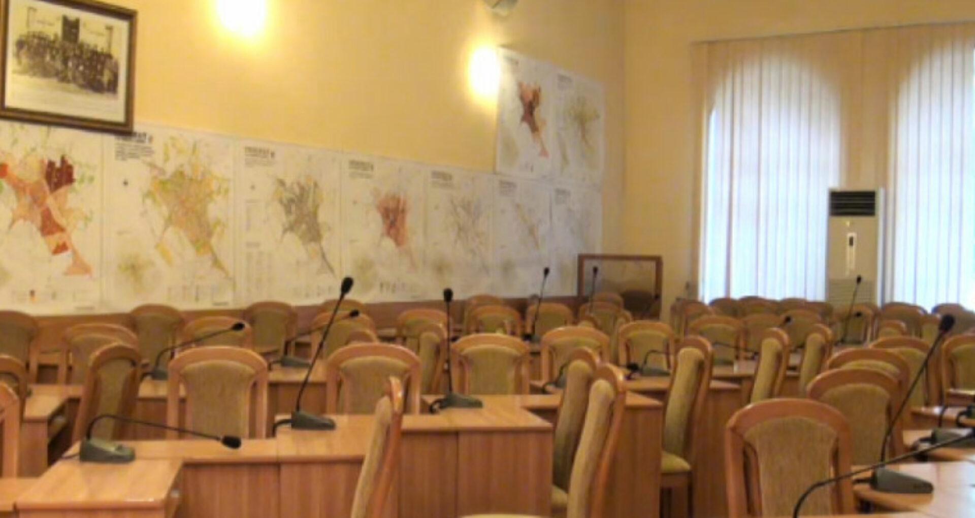 Lista celor 51 de consilieri municipali. Radvan, Hrenova, Chirtoacă și Chirtoca au intrat în CMC