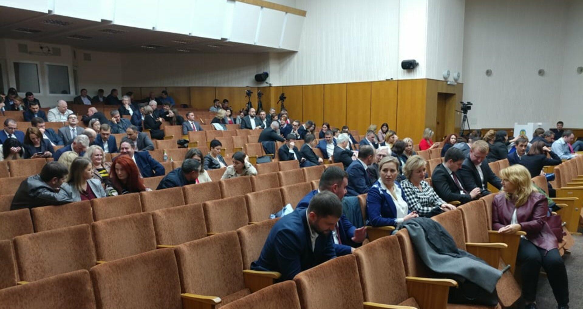 LIVE/ Adunarea Generală a Judecătorilor. A fost decisă ridicarea mandatelor membrilor CSM