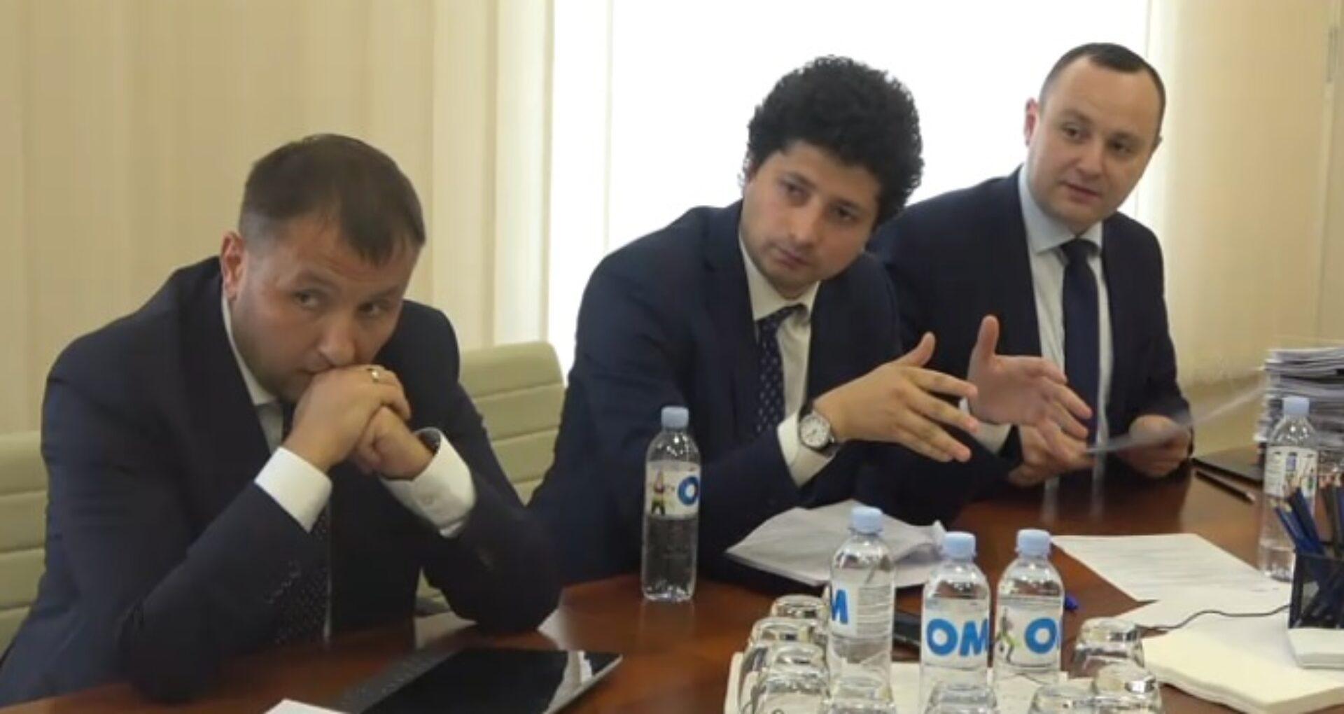 VIDEO/ Prezentarea rapoartelor preliminare privind concesionarea aeroportului și privatizarea Air Moldova