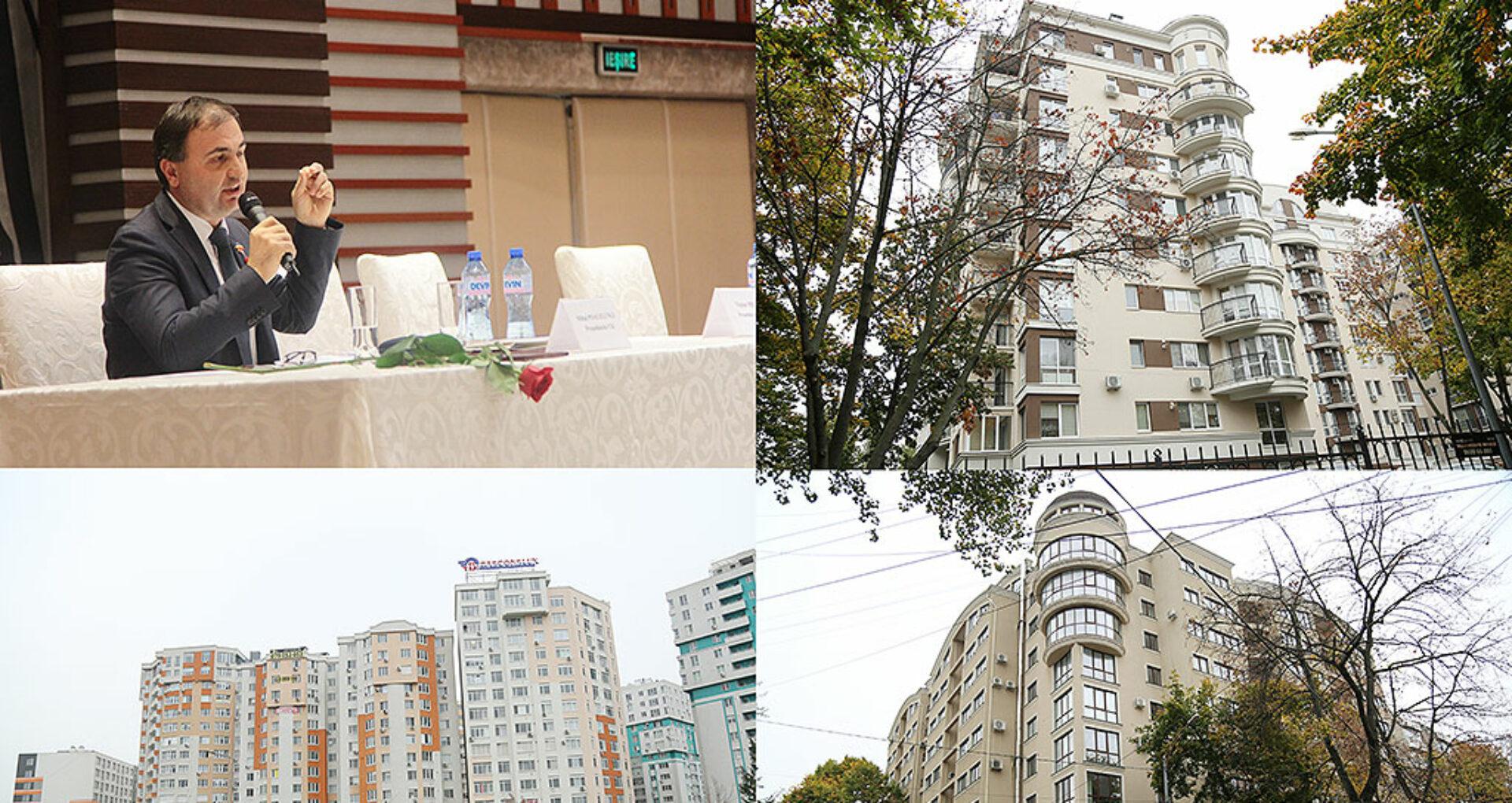 Dosarele ex-președintelui CSJ: Note informative cu indicații și bunuri imobile de milioane în Chișinău, cumpărate de fiică, părinți și socri pensionari