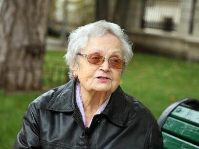 """Femeia care s-a opus regimului sovietic:  """"Eu oricum voi locui  în Moldova mea!"""""""