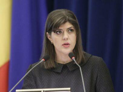 CEDO va pronunța verdictul în cazul fostei șefe a DNA din România, Laura Codruța Kovesi, pe 5 mai