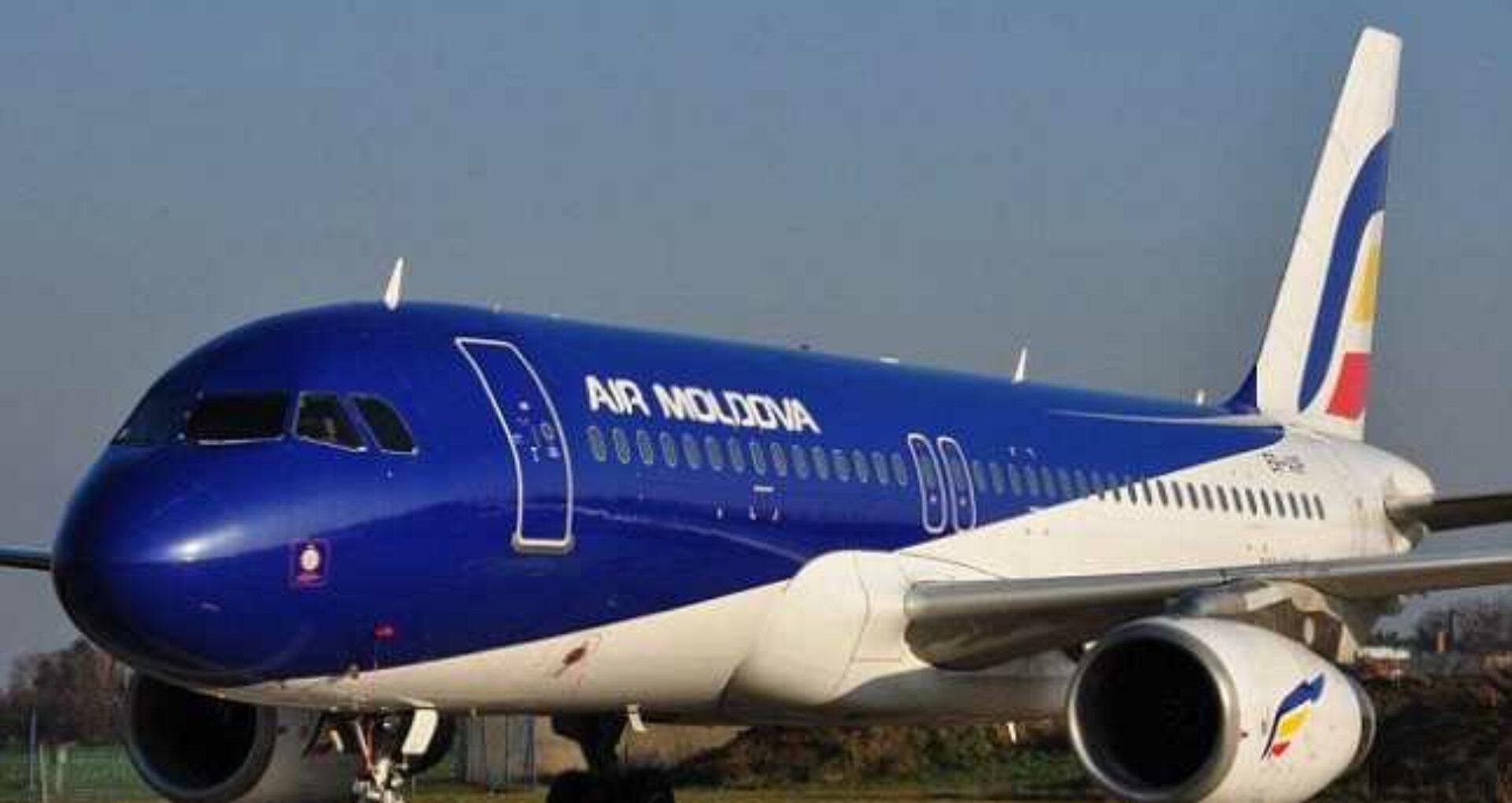 VIDEO/ Un avion Air Moldova a fost reținut la sol pe aeroportul din Istanbul: Drept motiv pentru această acțiune a servit o datorie istorică