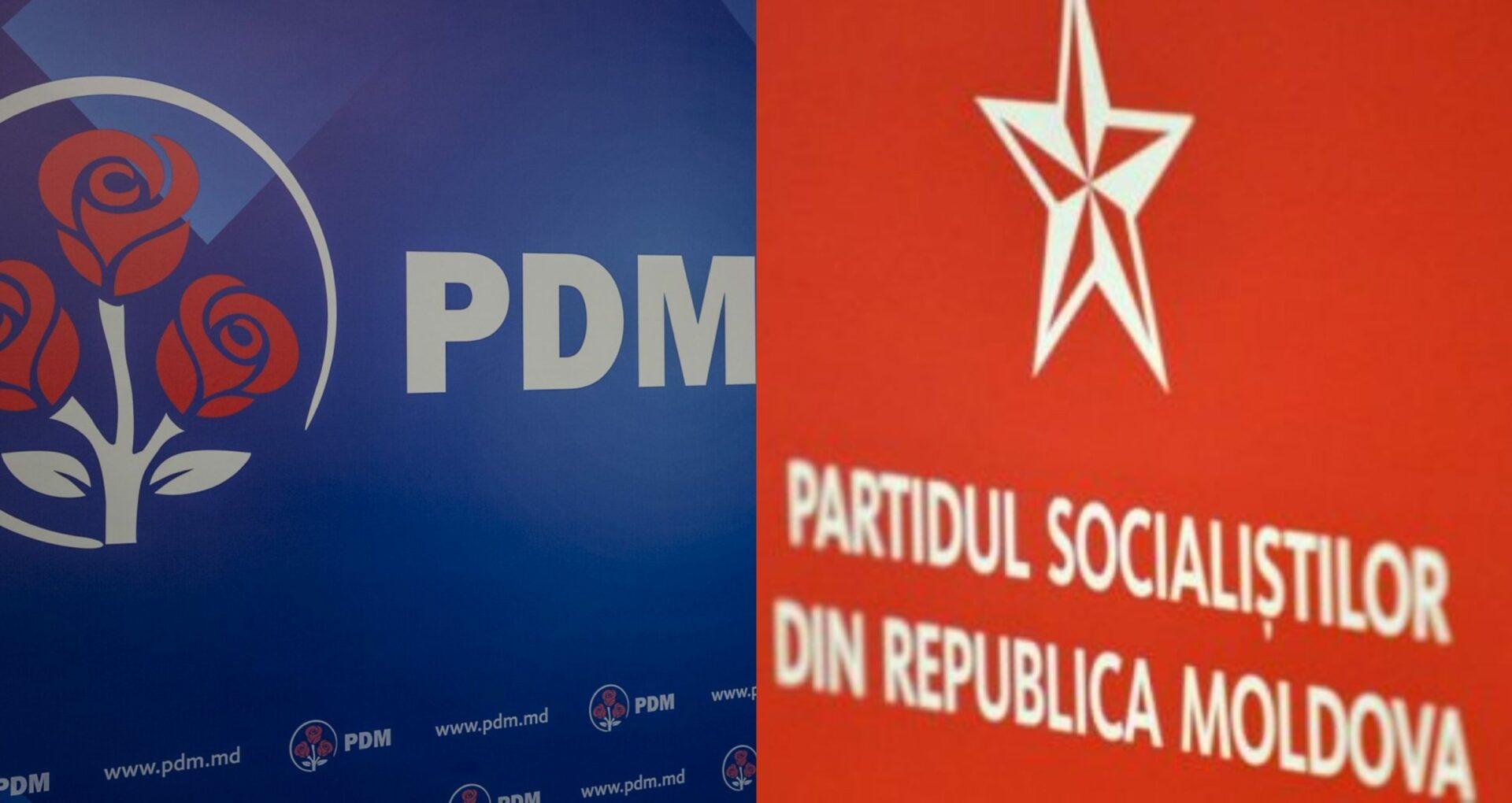 DOC/ Ce prevede acordul de coaliție dintre PSRM și PDM