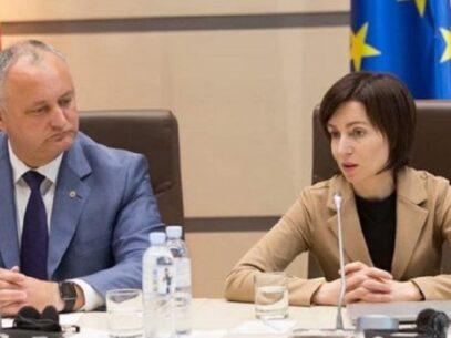 """""""Două milioane de euro pentru a cumpăra voturi din regiunea transnistreană"""": Igor Dodon comentează declarațiile Maiei Sandu"""