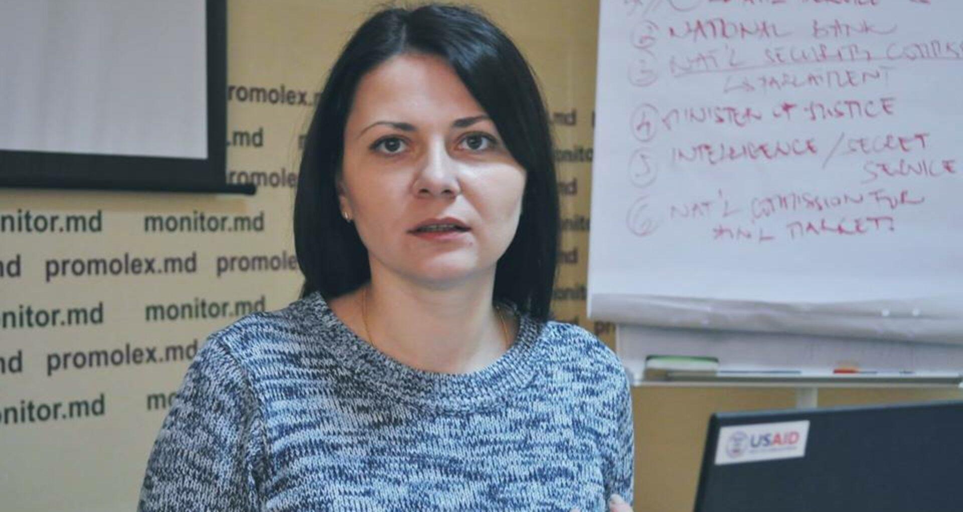 Lilia Potîng a fost numită membru al Consiliului Superior al Procurorilor din rândul societății civile
