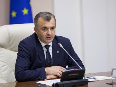 """Ion Chicu, despre o eventuală demisie în cazul destrămării majorității parlamentare: """"Mă voi gândi foarte mult dacă rămân"""""""
