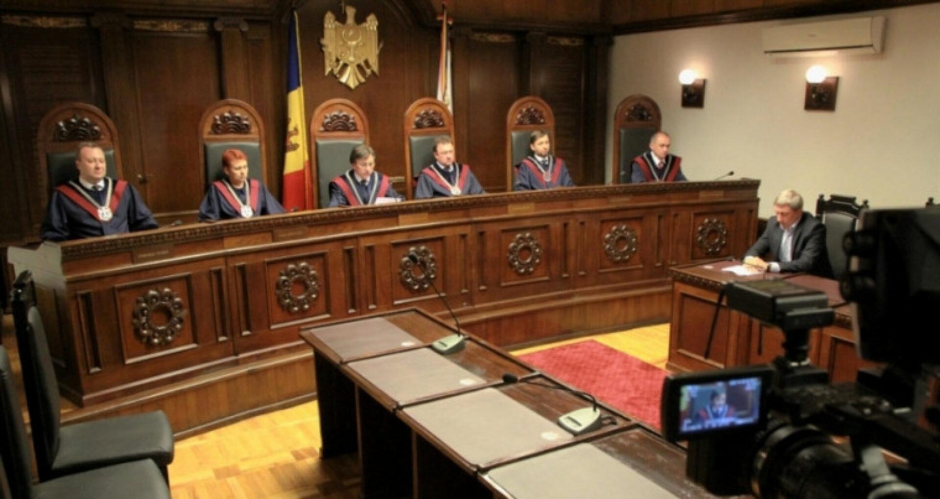 """Șase foști judecători ai CC, chemați la audierile privind """"tentativa de puci anticonstituțional întreprinsă de PD"""""""