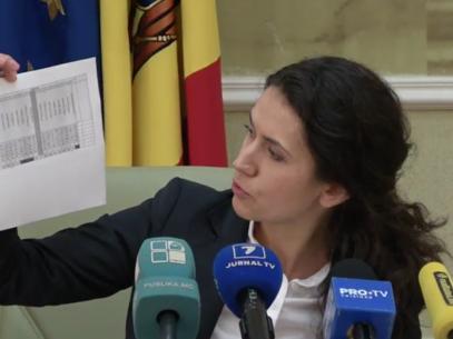 VIDEO/ Ministra Justiției anulează rezultatele concursului pentru funcția de procuror general