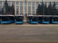Sistemul GPS a fost relansat în autobuzele din municipiul Chișinău