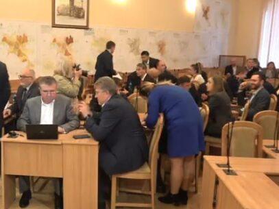 VIDEO/ Ședința de constituire a Consiliului Municipal Chișinău: Năstase participă