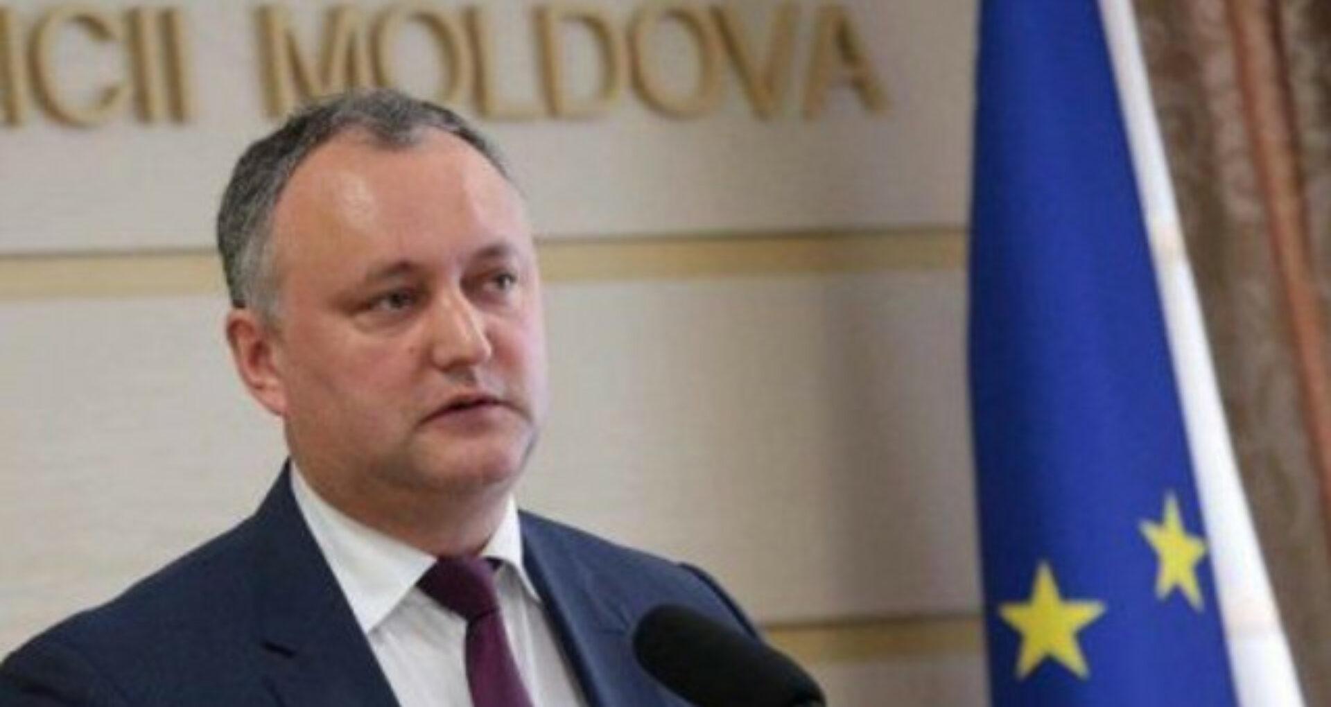 Top 4 mituri ale președintelui R. Moldova despre Acordul de Asociere UE-RM