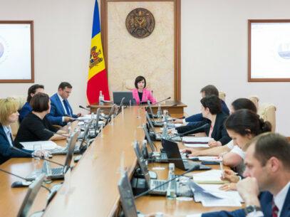 LIVE/ Ședință de Guvern, înainte de examinarea moțiunii de cenzură depusă de PSRM
