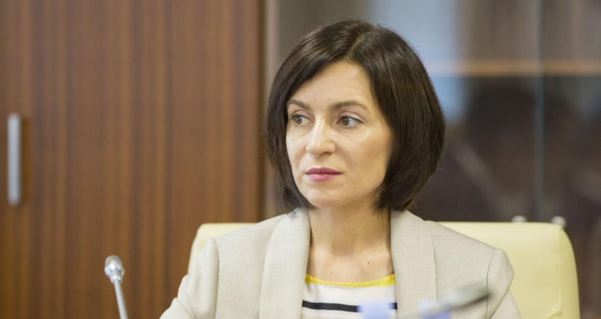LIVE/ Lidera PAS, Maia Sandu, a fost înregistrată în calitate de candidat la funcția de președinte al R. Moldova