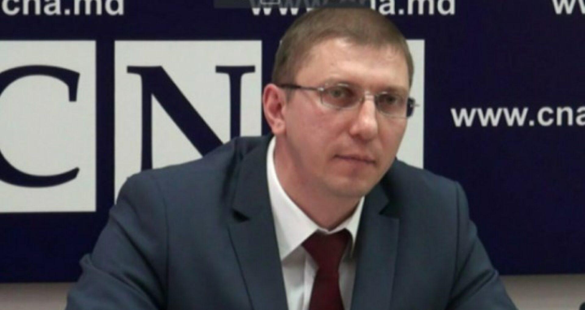 Detalii de la Procuratura Generală pe cazul reținerii lui Viorel Morari, fostul șef al Procuraturii Anticorupție