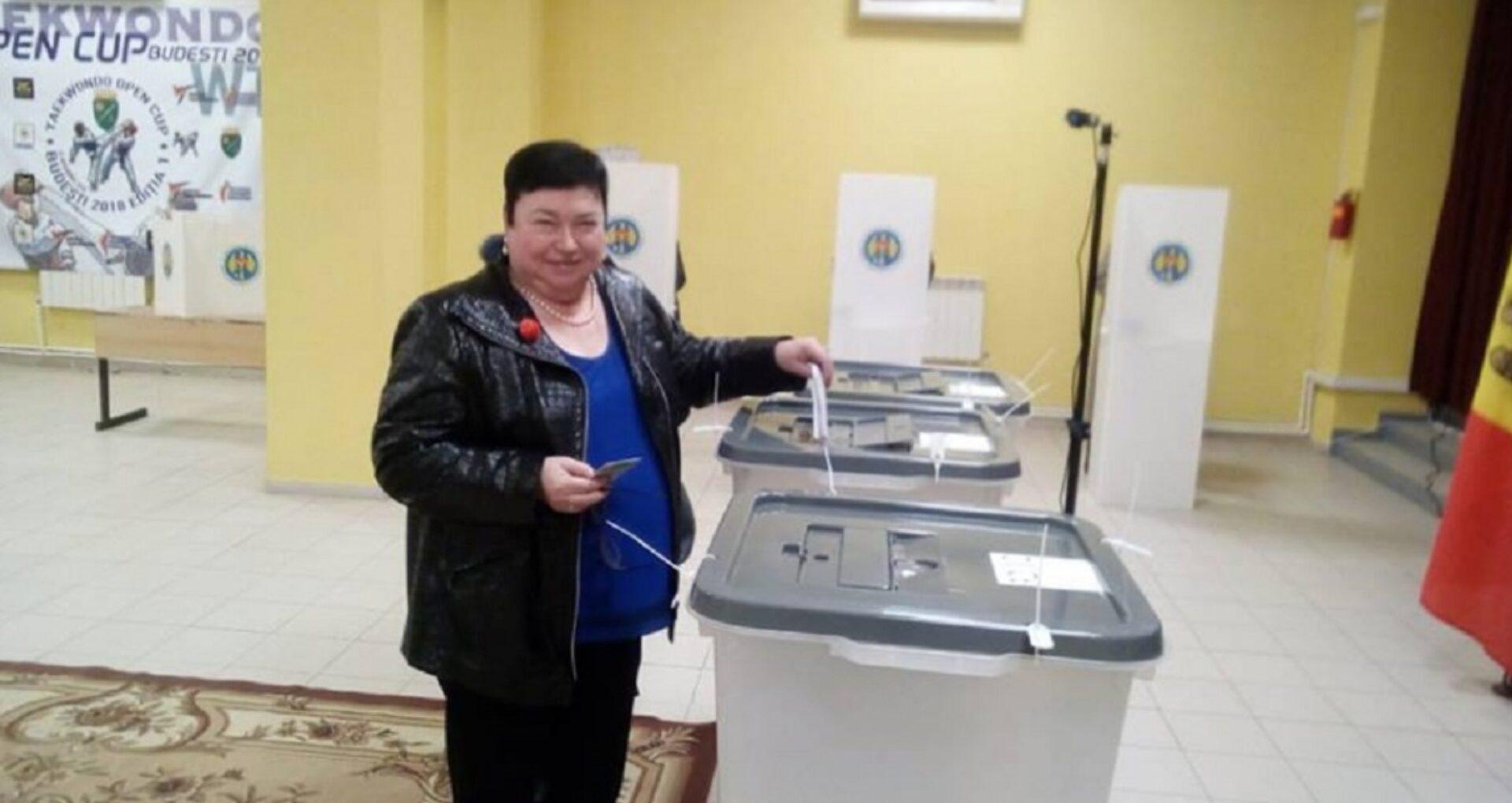 După ce a fost în mai multe partide, Nina Costiuc a câștigat al șaptelea mandat de primar ca independentă