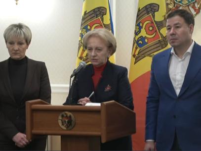 VIDEO/ Propunerea PSRM pentru Blocul ACUM după întrevederea cu președintele R. Moldova, Igor Dodon