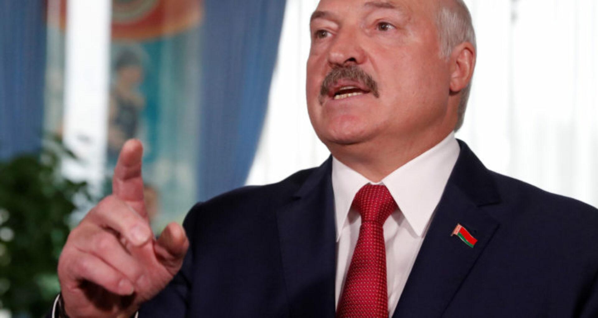 Lukaşenko anunță că Belarus închide granițele cu Polonia şi Lituania