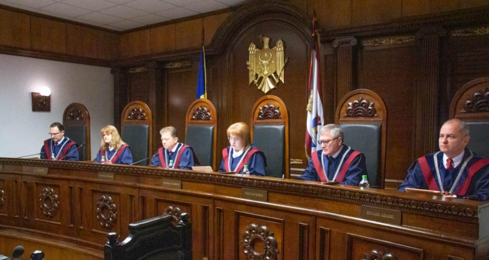 CC a declarat neconstituțional refuzul accesului la informațiile privind declararea voluntară a bunurilor
