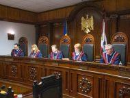 LIVE/ Curtea Constituțională examinează sesizarea președintei Sandu privind interpretarea legii cu privire la Guvern