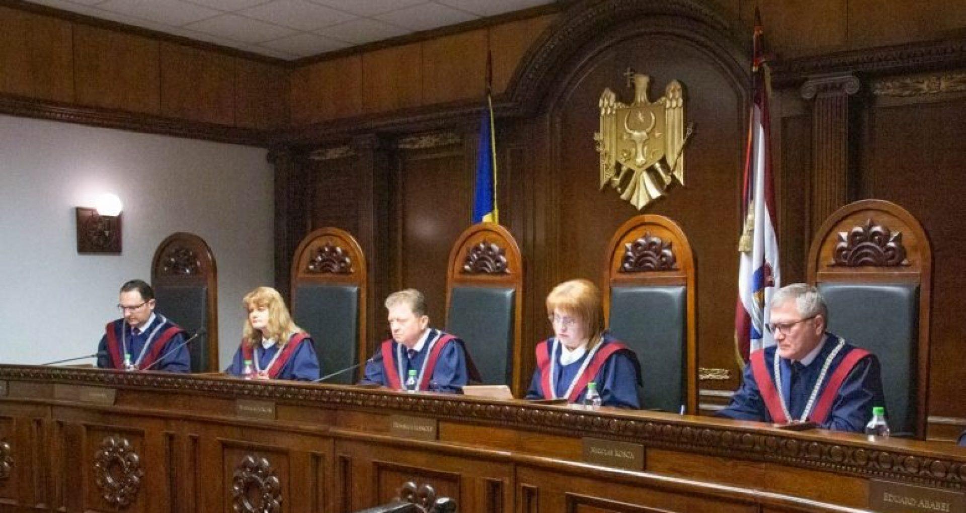 Curtea Constituțională a anunțat când va examina sesizarea depusă de președinta Sandu în vederea dizolvării Parlamentului