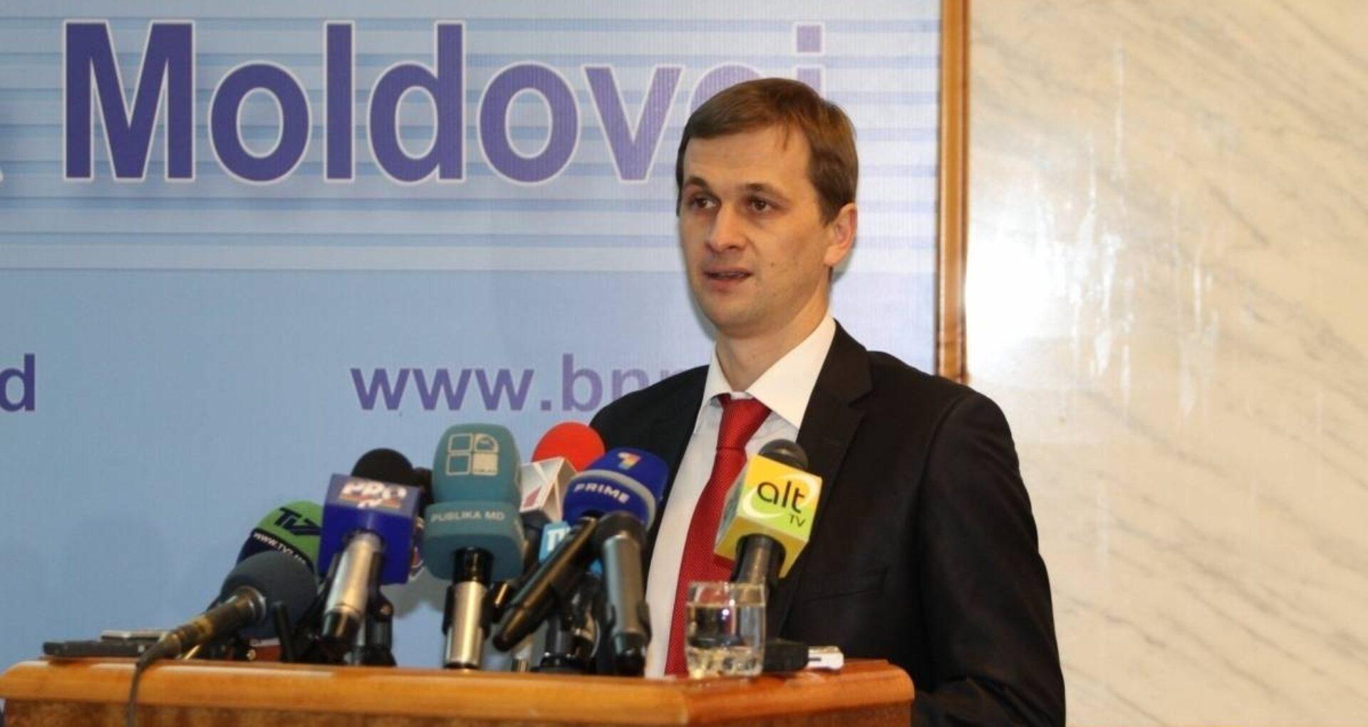 Percheziții în dosarul fraudei bancare. Este vizat fostul guvernator al BNM, Dorin Drăguțanu