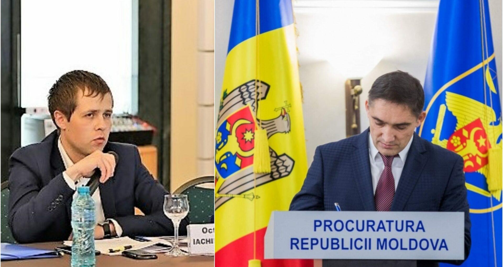 Procurorul general a sistat activitatea adjunctului lui Morari care conducea urmărirea penală în dosarul fraudei bancare de câteva luni