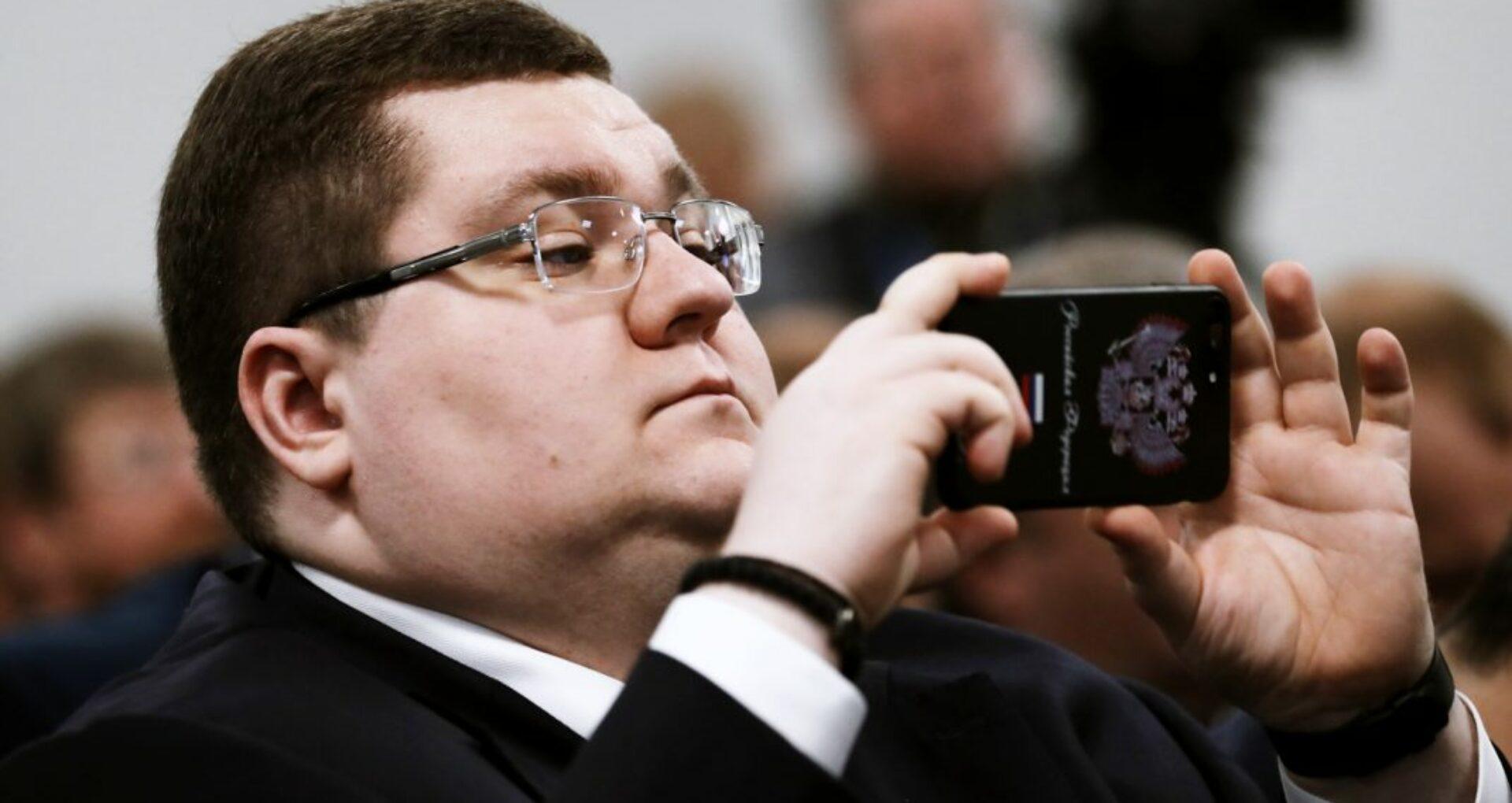 Igor Chaika, fiul milionar al procurorului general al Rusiei, a preluat cota majoritară din firma care deține posturile Accent TV și Primul în Moldova