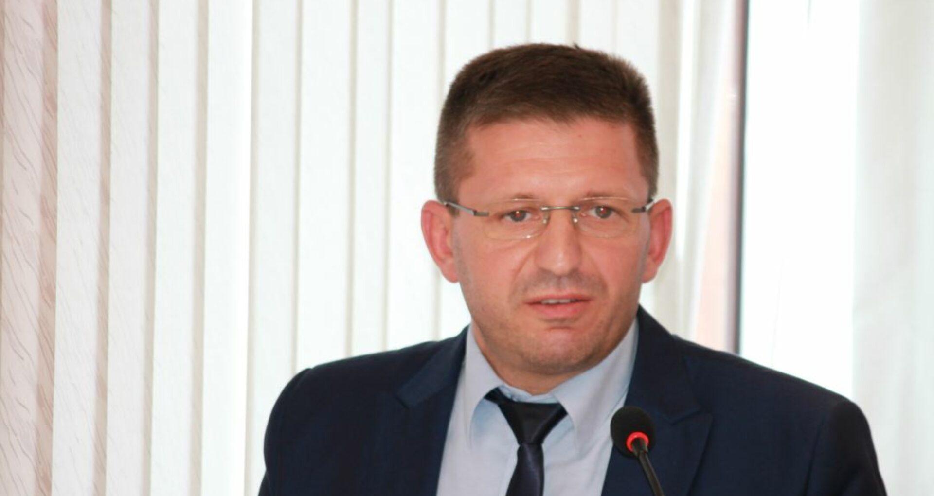 Ion Caracuian a demisionat din funcția de șef al PCCOCS, din motive personale