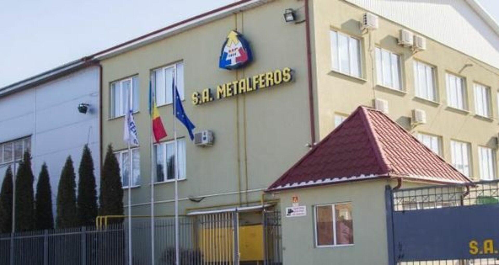 """Un grup de acționari minoritari ai SA """"Metalferos"""" declară că se încearcă falimentarea intenționată a întreprinderii de către un grup criminal care dorește privatizarea companiei"""