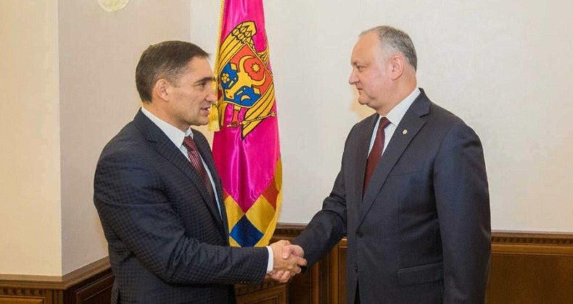 DOC/ Declarația de avere a procurorului general, Alexandr Stoianoglo: Până a fi numit șef la PG a ridicat lunar un salariu de peste 53 de mii de lei