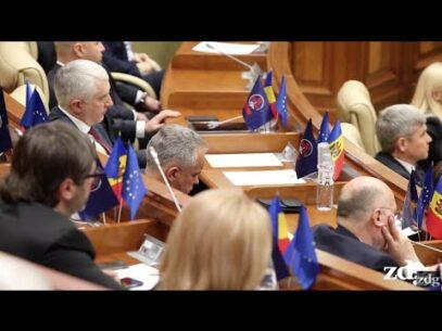 7 minute la Parlament