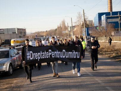 VIDEO/ Dumitru, omorât de inacțiunile poliției?