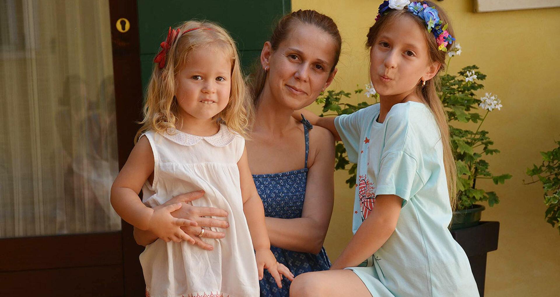 """Aliona Vîrlan: """"Femeile care veneau în Italia se confruntau cu două realități — că au lăsat o familie acasă și că aici sunt slujitoare"""""""