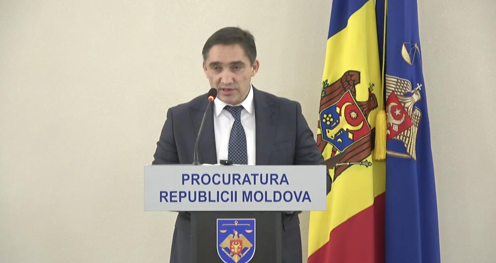 VIDEO/ Stoianoglo a prezentat rezultatele controalelor desfășurate la Procuratura Anticorupție și PCCOCS
