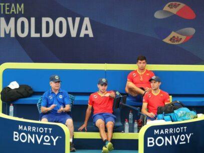 Imnul R. Moldova, confundat cu cel al României de către organizatorii ATP Cup. Reacția jucătorului