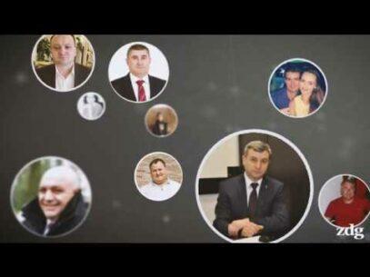 VIDEO/Toți oamenii președintelui