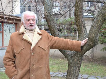Vitalie Rusu, actorul crescut  între deportări și foamete
