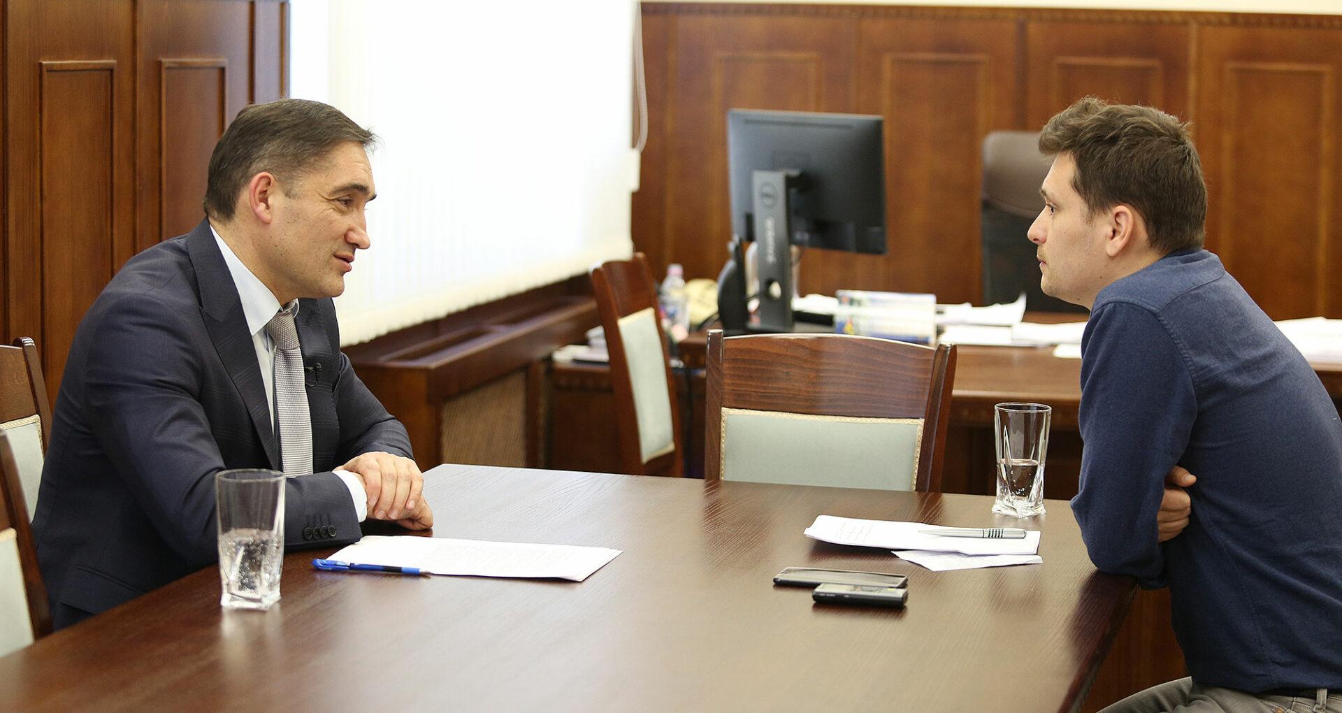 Dosare de rezonanță,  demisii în sistem și dezvăluiri. Interviu cu Alexandr Stoianoglo, procuror general al R. Moldova