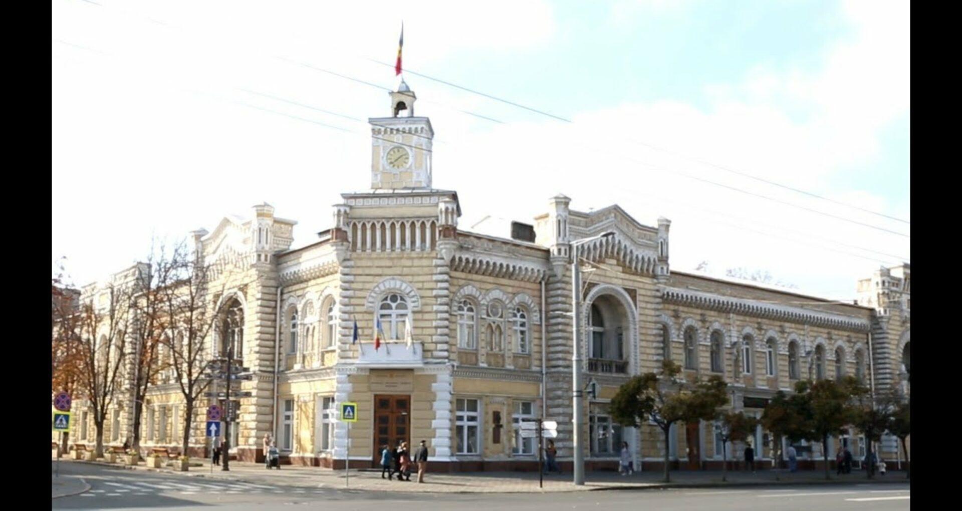 DOC/ Solicitarea făcută de către CSE Chișinău către Comisia pentru Situații Excepționale: autoritățile municipale au publicat o decizie în acest sens