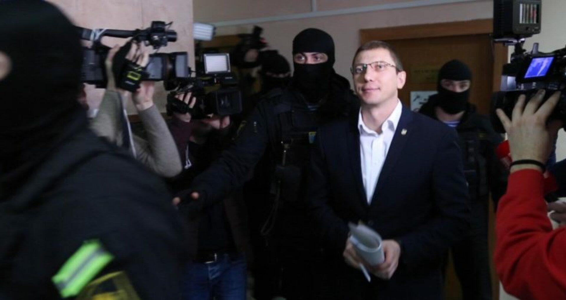 Procurorii cer mandat de arest pentru 30 de zile pentru Viorel Morari