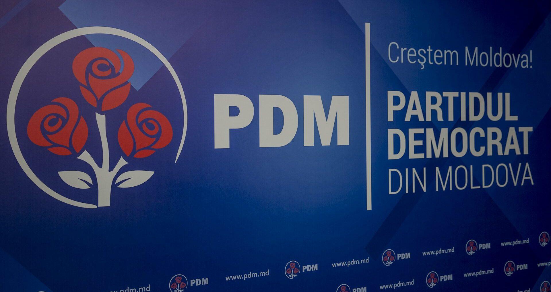 Neînțelegerile din partid și scindarea pe grupuri a PDM, văzute din interior