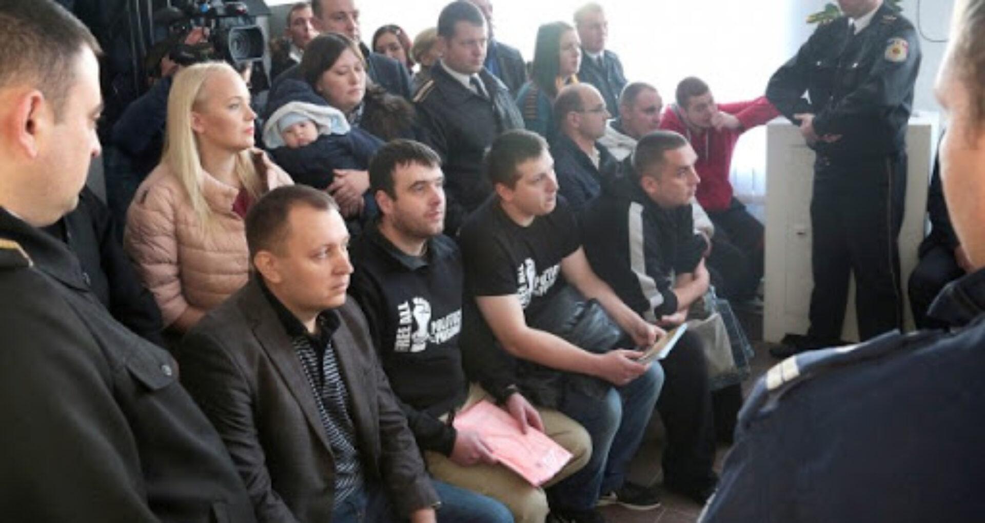 Dosarul în care figurează foștii comuniști Grigorciuc și Petrenco va fi rejudecat