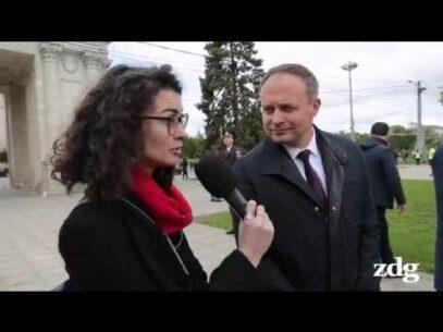 """Sărbătoarea PDM-ului. Pavel Filip: """"De 9 mai, hrișca are un gust deosebit"""""""